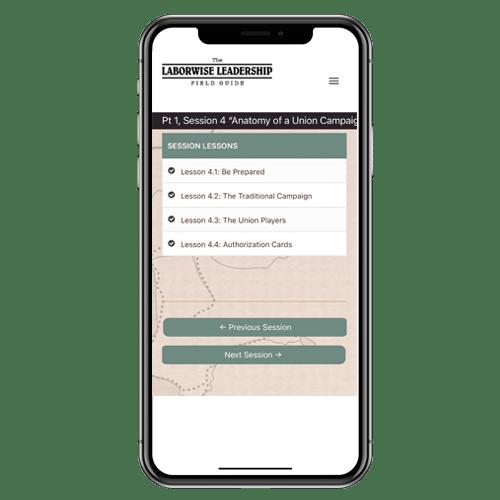 laborwise leadership lesson four