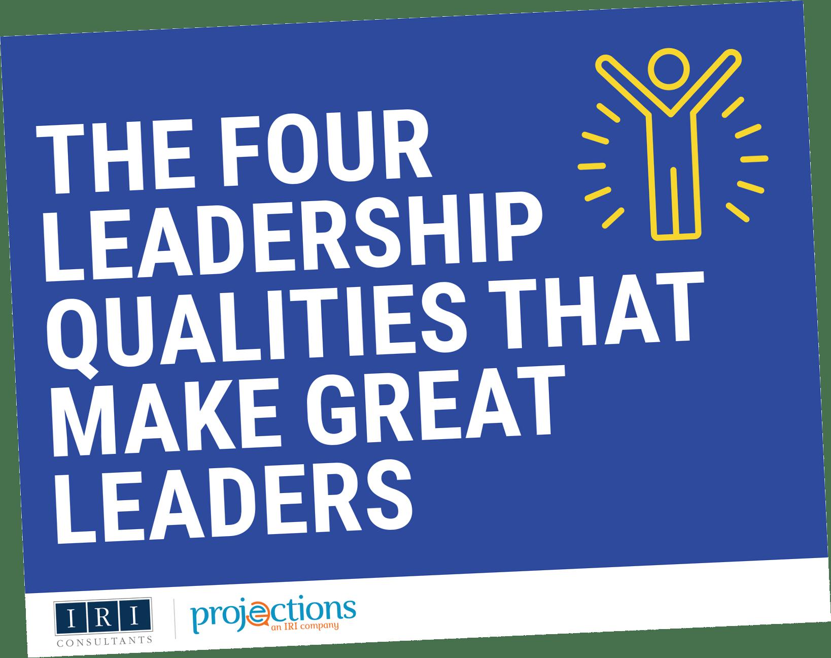 Qualities That Make Great Leaders