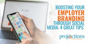 branding through social media