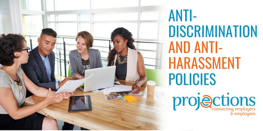 Discrimination Harassment Policies