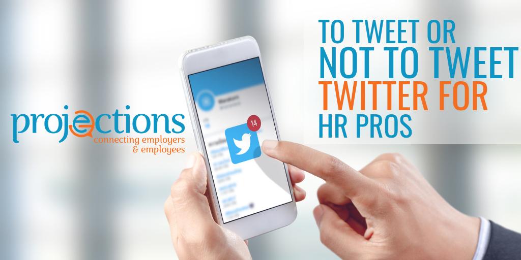 Twitter for HR