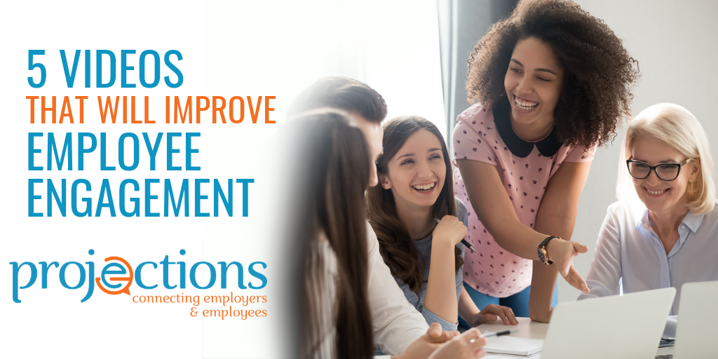 5 Videos That Will Improve Employee Engagement