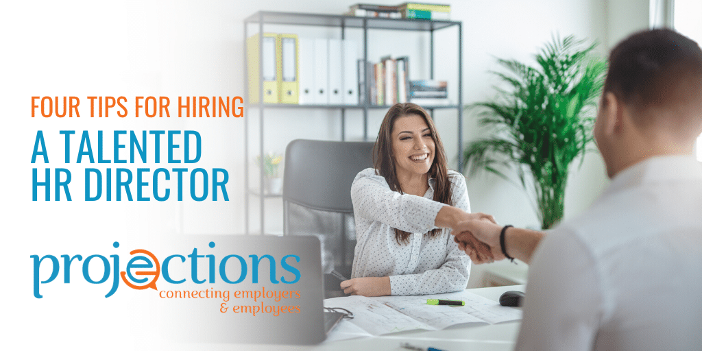 four tips for hiring a talented HR director