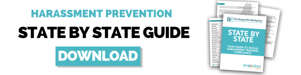 harassment prevention state by state guide