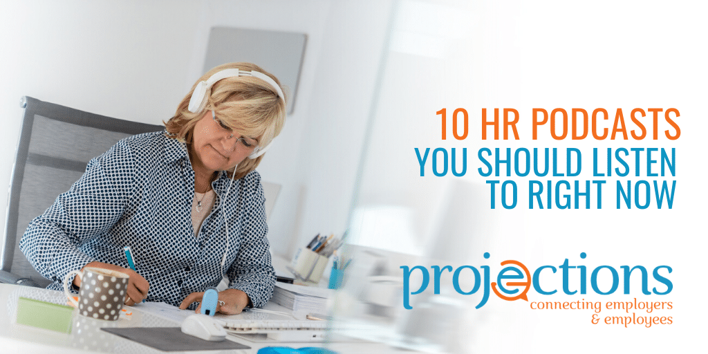 10 HR podcasts you should listen to right now