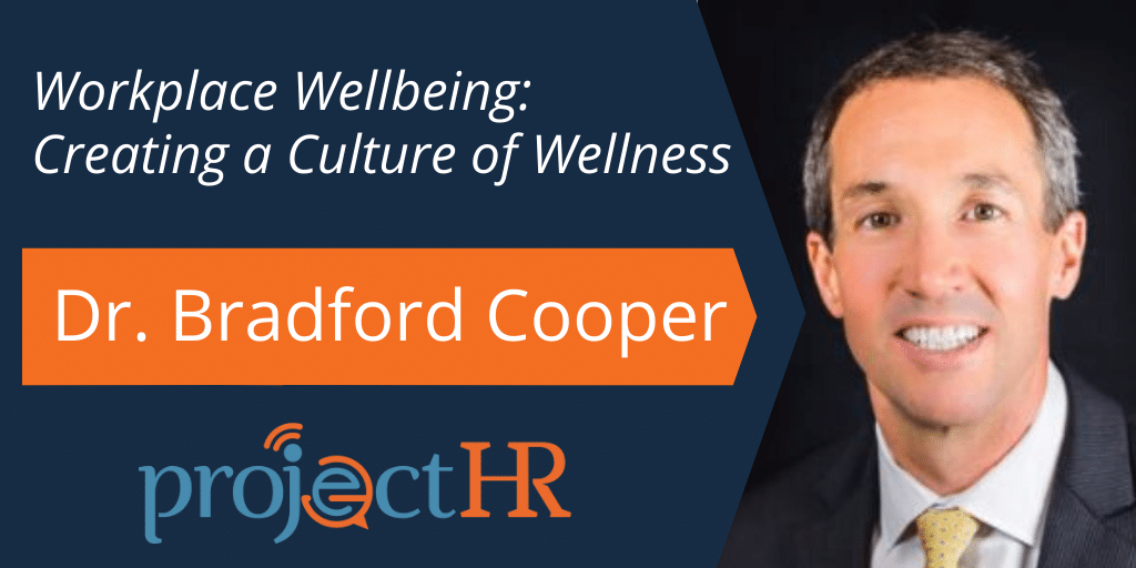 wellness in the workplace podcast episode