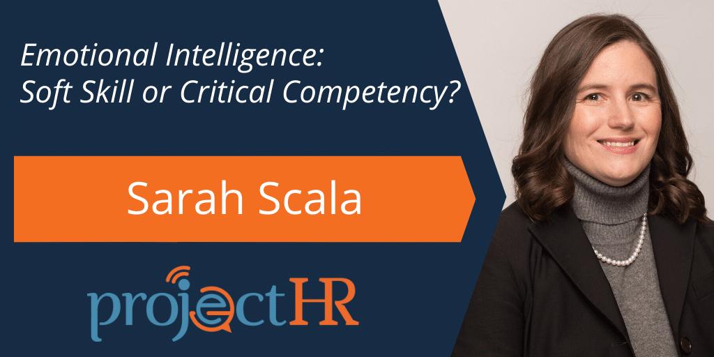 Emotional Intelligence Podcast with Sarah Scala