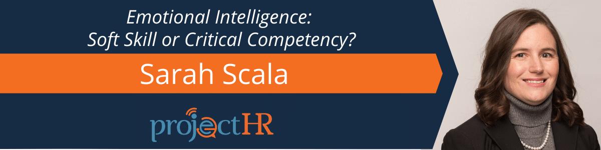 Sarah Scala Emotional Intelligence