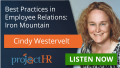 Podcast Episode on Best Practices in Employee Relations from Projections
