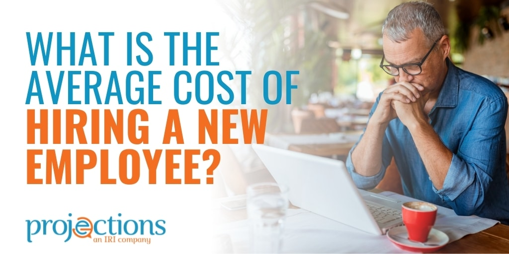 The Average Cost of Hiring A New Employee