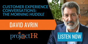 Listen to Customer experience podcast with David Avrin
