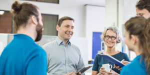 positive employee relations strategy