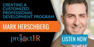 Podcast episode on Creating A Custom Professional Development Program