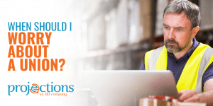 when should i worry about a union